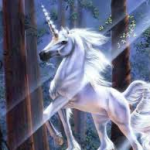 creative writing ideas for children and teenagers/. picture of unicorn