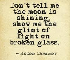 Show Don't Tell and Point of View, common errors in fiction writing, chekhov, anton chekhov