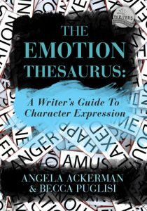 Book about expressing emotion through characters