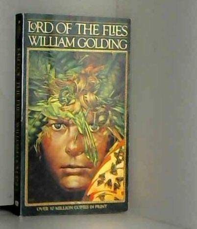William Golding Lord of the Flies book cover for blog in medias res and the three-act structure
