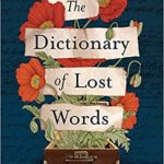 the dictionary of lost words cover for post how a dictionary is born