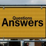 picture showing Questions and Answers