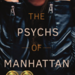 book cover the psychs of manhattan